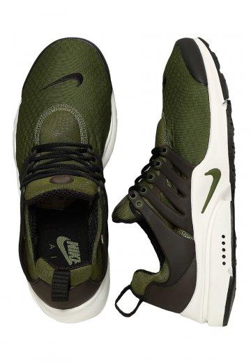 official photos 42d9e 37f51 Nike - Air Presto Essential Legion Green/Legion Green/Black - Shoes