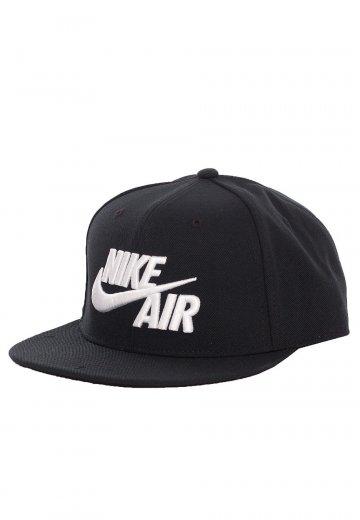 Nike - Air True Black/Black/White - Cap