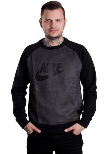 meilleur pas cher ea6fc 48fa3 Nike - AW77 Black/Black - Sweater