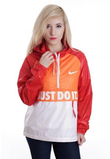 cc0ef5eeeccd Nike - City Packable Safety Orange University Red White - Windbreaker -  Streetwear Shop - Impericon.com Worldwide
