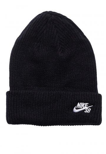 Nike - SB Fisherman Black/White - Beanie