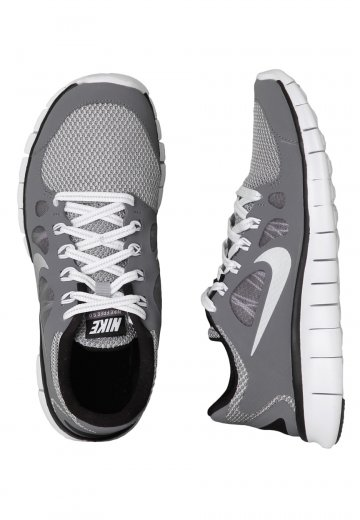 size 40 d19ee 862f9 Nike - Free 5.0 LE GS Cool Grey Metallic Silver Black - Girl Shoes -  Impericon.com Worldwide