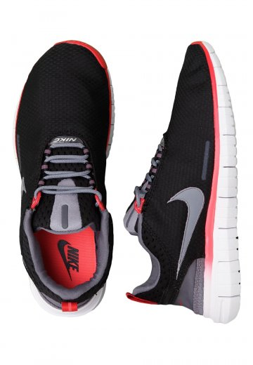 size 40 d70ab 55184 Nike - Free OG Breeze Black/Clear Grey/White/Chilling Red - Shoes