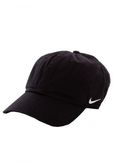 d031c4f7eda Nike - Heritage 86 Black White - Cap - Streetwear Shop - Impericon.com AU