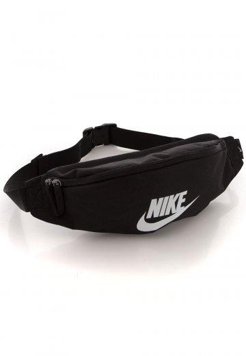 6872d93851a1 Nike - Heritage Black Black White - Hip Bag - Streetwear Shop -  Impericon.com AU