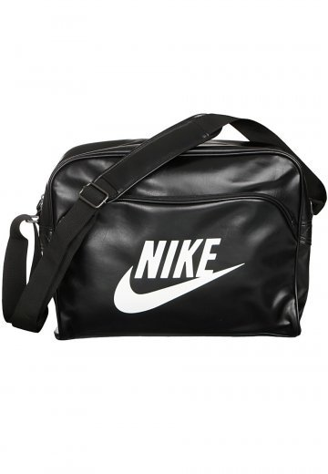 Nike - Heritage SI Track Black Sail - Bag - Streetwear Shop - Impericon.com  Worldwide c069f2e350d61