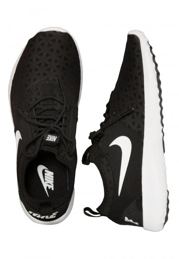 69aee1603970 Nike - Juvenate Black White - Girl Shoes - Impericon.com AU