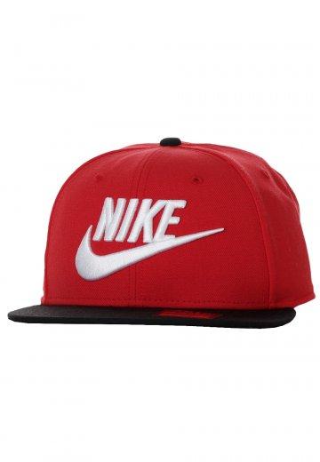 a360256d645c8 Nike - Limitless True University Red Black True White - Cap ...