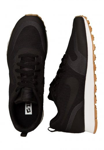 Nike MD Runner 2 19 BlackBlackAnthraciteGumLight Brown Shoes