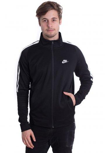 b809ef906466 Nike - N98 Black White White - Track Jacket - Streetwear Shop -  Impericon.com US