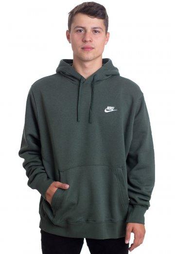 enjoy lowest price wholesale dealer more photos Nike - NSW Club BB GLCTJD/White - Hoodie