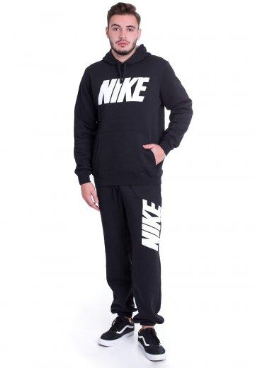 5e7df37709 Nike - NSW GX JDI Black Black White - Tracksuit - Streetwear Shop -  Impericon.com Worldwide