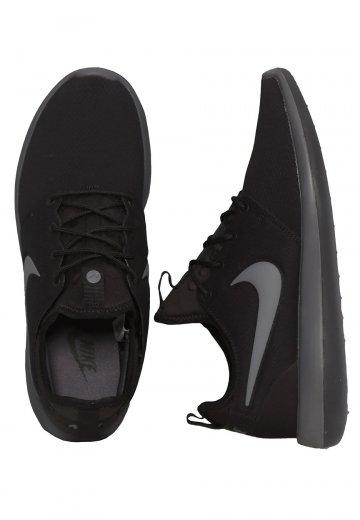 new concept e3184 2409e Nike - Roshe Two SE Black/Dark Grey/Anthracite/Dark Grey - Shoes