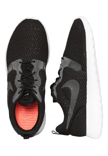 fdf9fbb140a9 Nike - Roshe One Hyperfuse BR Black Black White - Shoes - Impericon.com  Worldwide