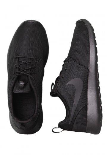 best website d227c d23cc Nike - Roshe Run Black/Black - Shoes