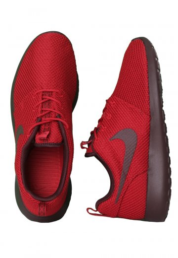 bb9a382b38f9 Nike - Roshe Run Gym Red Deep Burgundy - Shoes - Impericon.com US
