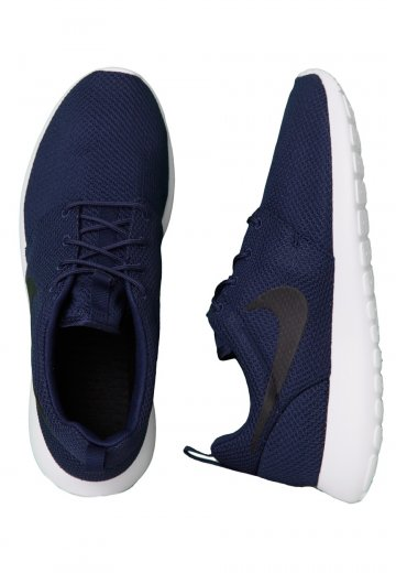 e6341226bad9 Nike - Roshe One Midnight Navy Black White - Schuhe - Impericon.com DE
