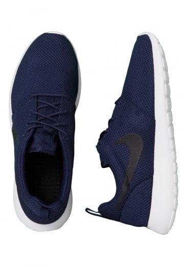 7c2f5c18970a7 Nike - Roshe One Midnight Navy Black White - Schuhe - Impericon.com DE