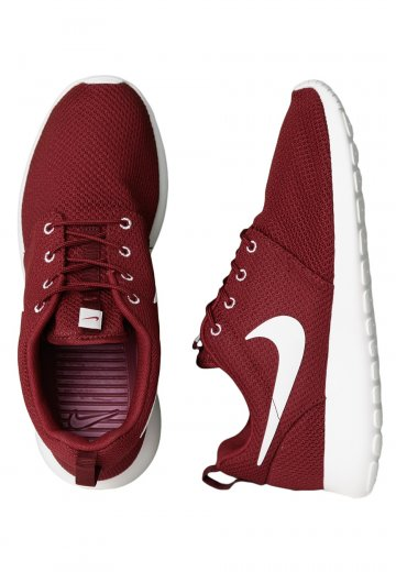 6498a8f71987 Nike - Roshe Run Team Red  Sail - Shoes - Impericon.com Worldwide