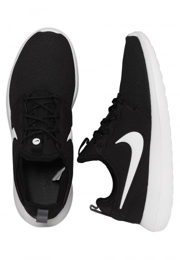 sale retailer e4e3a ef7b4 Nike - Roshe Two Black/White/Anthracite/White - Shoes