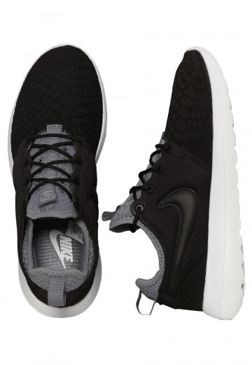 buy popular 413fe ea62c Nike - Roshe Two SE Black/Black/Cool Grey/White - Girl Shoes