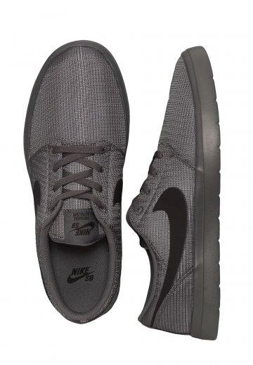 8f86d62da968 Nike - SB Portmore II Ultralight Dark Grey Black - Shoes - Streetwear Shop  - Impericon.com Worldwide