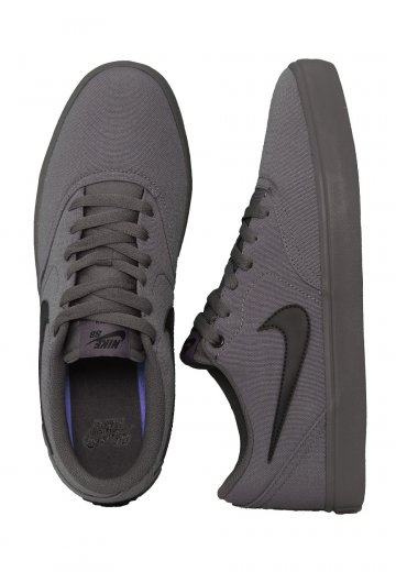 Nike SB Check Solarsoft Canvas Black