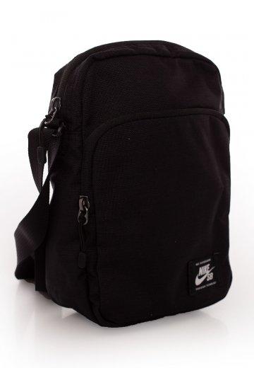 55d99b3f8415 Nike SB - SB Heritage Black Black White - Travel Bag - Streetwear Shop -  Impericon.com UK