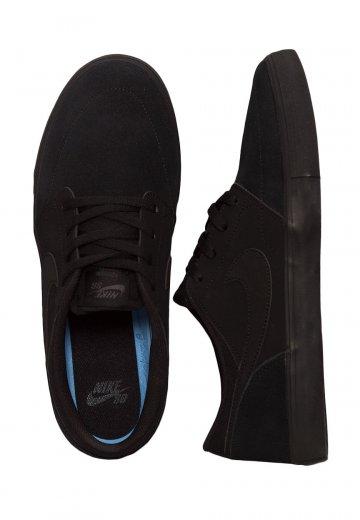 detailed look 48c7c 5cd89 Nike - SB Solarsoft Portmore II Black/Black/Anthracite - Schuhe ...