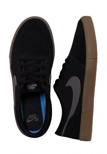 A veces a veces seré fuerte ensayo  Nike - SB Portmore II Solar Black/Dark Grey - Shoes - Fashion Shop -  Impericon.com US