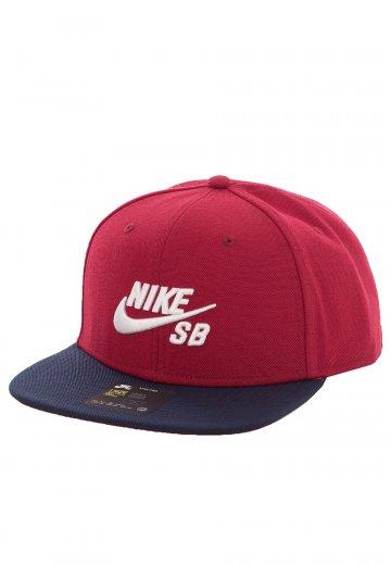 Nike - SB Pro Red Crush/White - Cap