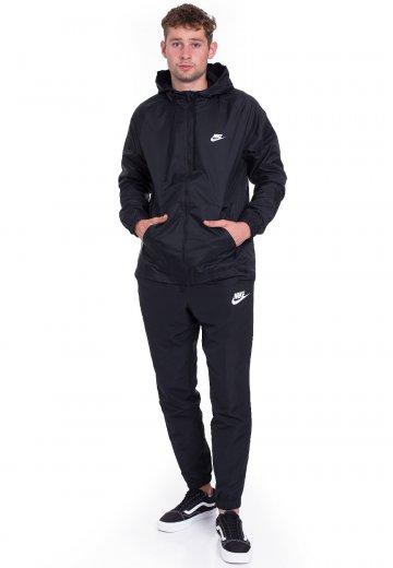 Nike - Sportswear Black/Black/White - Tracksuit