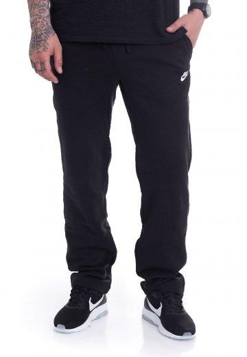 34d0a83087f89a Nike - Sportswear Black White - Jogginghose - Streetwear Shop ...