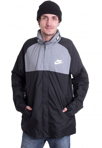 d8172fc126 Nike - Sportswear Advance 15 Black Black White - Jacket - Streetwear Shop -  Impericon.com UK
