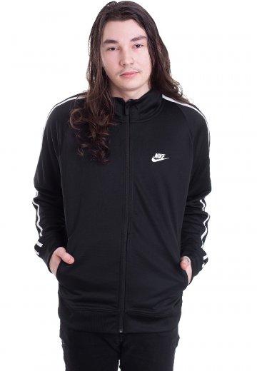 Nike Sportswear N98 BlackWhite Track Jacket