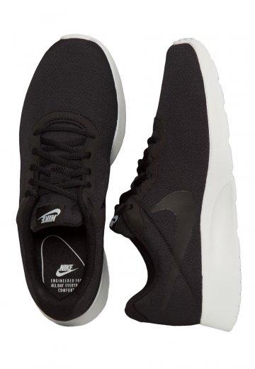 Nike - Tanjun Black/Black/Pure Platinum - Shoes