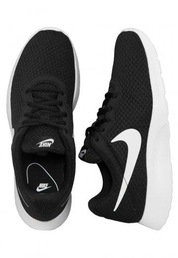 znana marka całkiem miło moda Nike - Tanjun Black/White - Shoes