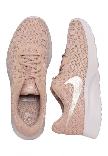 Nike - Tanjun Particle Beige/Phantom/White - Girl Shoes