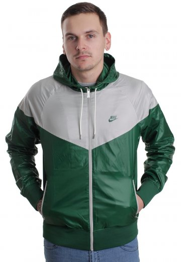 01fad6df8b Nike - The Windrunner Gorge Green Granite - Windbreaker - Streetwear Shop -  Impericon.com US
