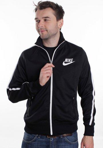 ae44daa07d Nike - Track Black White - Track Jacket - Streetwear Shop ...