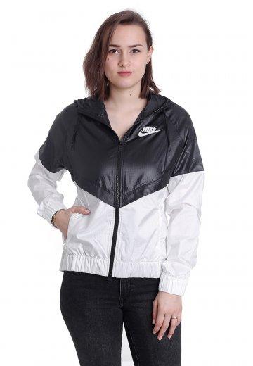 Nike - Windrunner Black White White - Windbreaker - Streetwear Shop -  Impericon.com AU 27e61d7c3