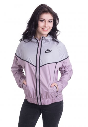Nike - Windrunner Elemental Rose Mosphere Grey Black - Windbreaker - Streetwear  Shop - Impericon.com US 541776320