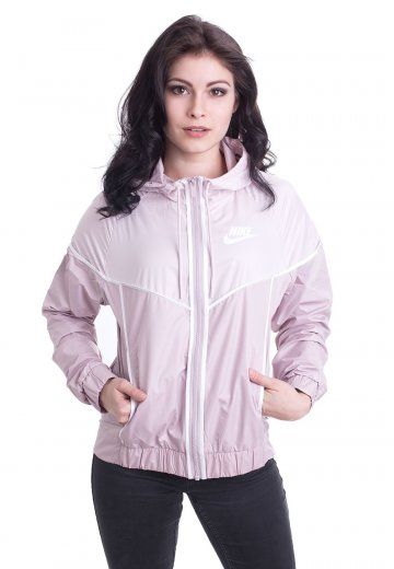 e2cd3277272a0 Nike - Windrunner Particle Rose/Barely Rose/White - Windbreaker -  Streetwear Shop - Impericon.com US