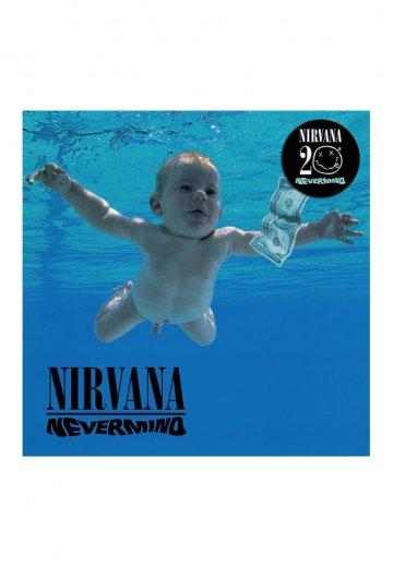 Nirvana - Nevermind (Remastered) - CD