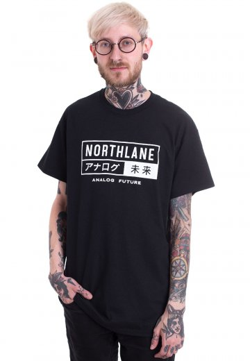 Northlane - Analog Future - T-Shirt