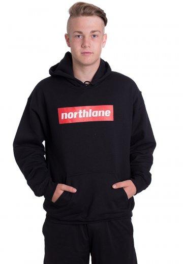Northlane - Classic Box Logo - Hoodie