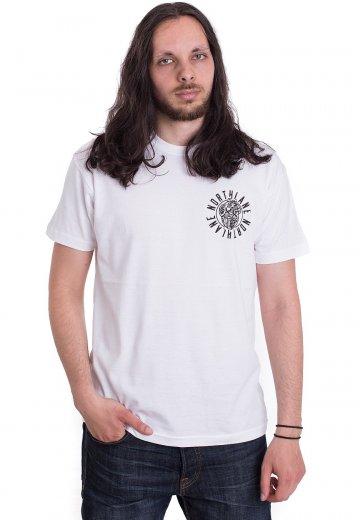 Northlane - Heartmachine White - T-Shirt