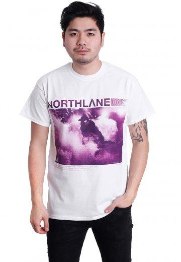 Northlane - Language White - T-Shirt