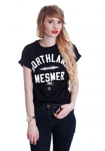 Northlane - Mesmer Varsity - T-Shirt