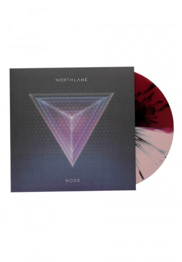 Northlane - Node Pink/Purple - Splattered LP